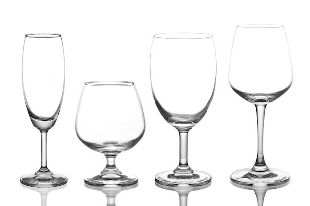 レストラン周年記念ワイン透明渇き