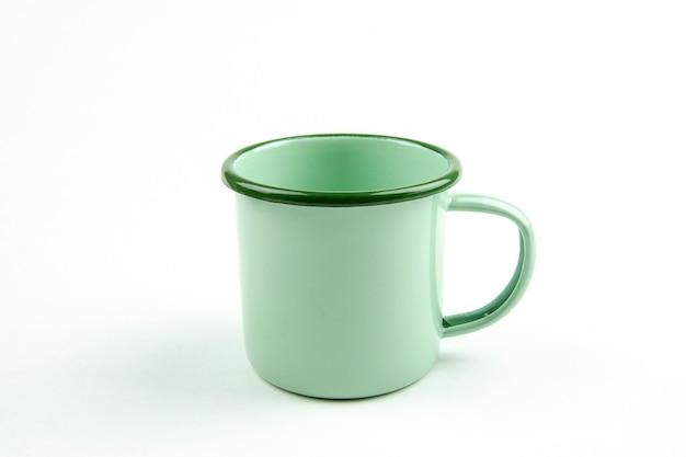 グリーン錫カップ