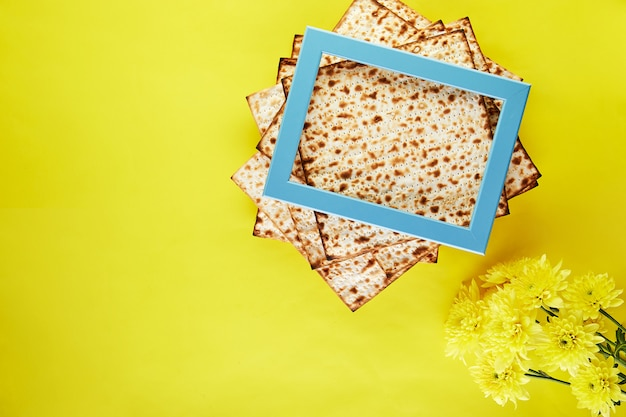 ペサのお祝いのコンセプト-ユダヤ人の過越祭の休日