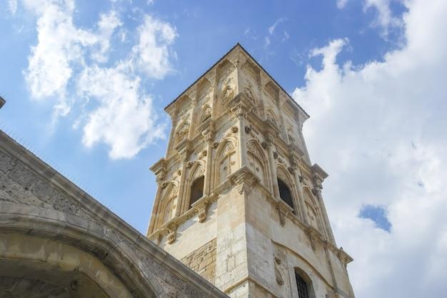 キプロス、ラルナカの教会の鐘楼