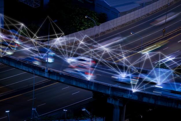 ネットワークと人事としてのロンドンの人々の動き