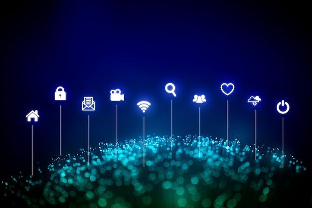 Глобальная сеть для технологий и будущей концепции