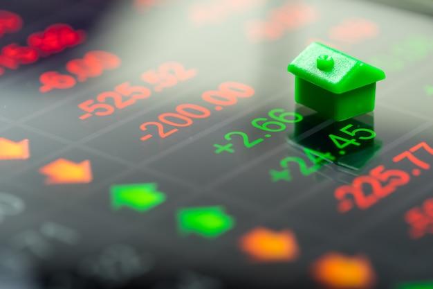 不動産、住宅および不動産市場