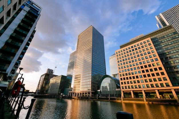 Лондонское офисное здание небоскреб