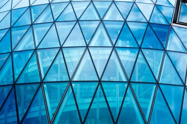 Лондон офисное здание городской пейзаж для бизнес-концепции