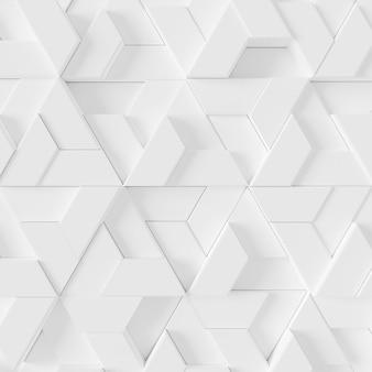 モダンなタイル壁の抽象的な背景