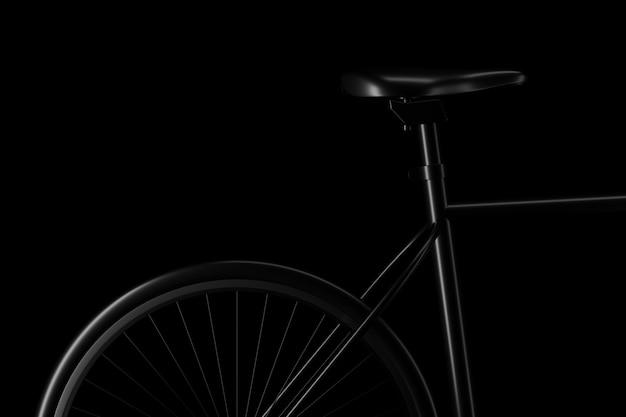 Свет и тень велосипедной части