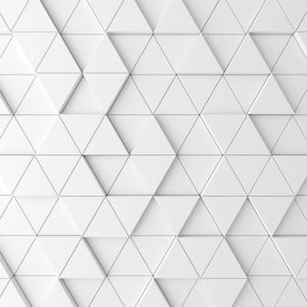 モダンなタイル壁