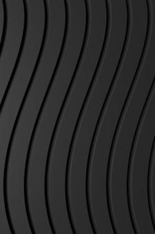 Абстрактный фон кривой линии