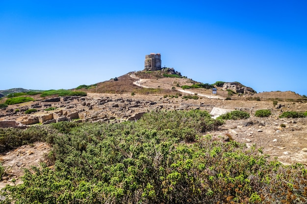 タロス遺跡、サルデーニャ