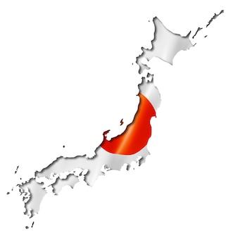日本国旗マップ