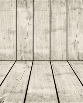 Старый белый деревянный ящик фон