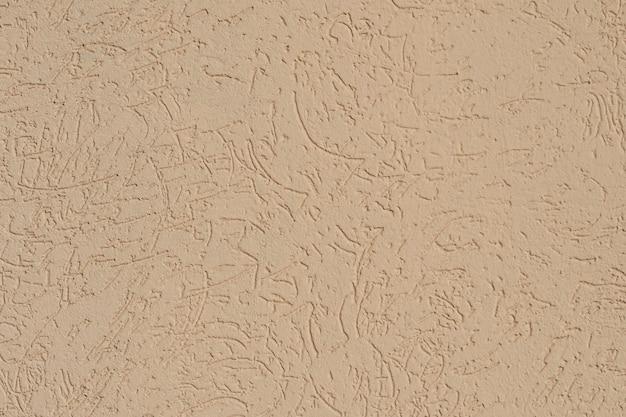 茶色の壁のテクスチャ背景