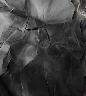 黒と白の紙の背景