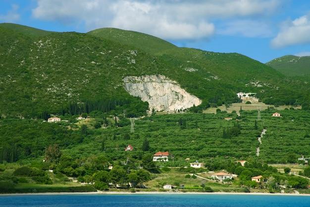 ザキントス島、ギリシャ