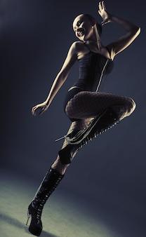 フェチモデルダンス