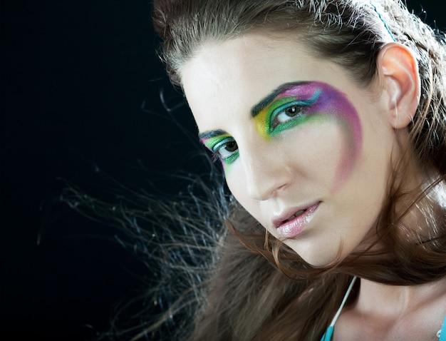 Магический макияж глаз