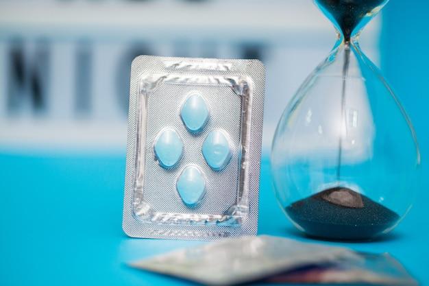 Таблетки мужского сексуального здоровья долгое время