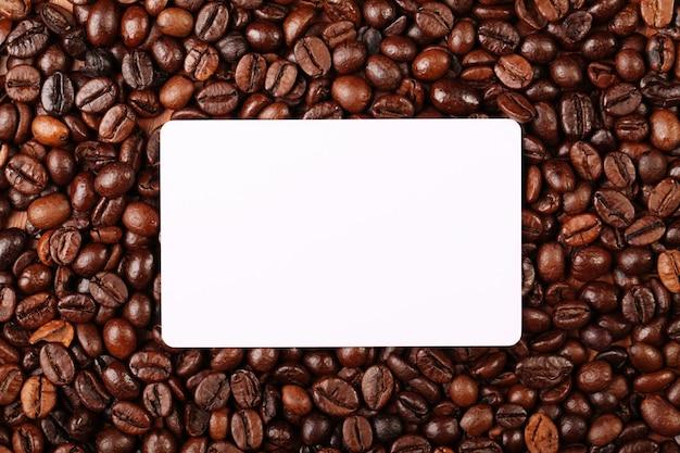 コーヒー豆は名刺です