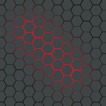 背景の抽象的なポリゴンデザインパターン