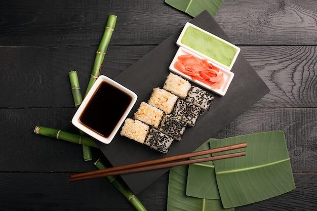 魚巻き寿司