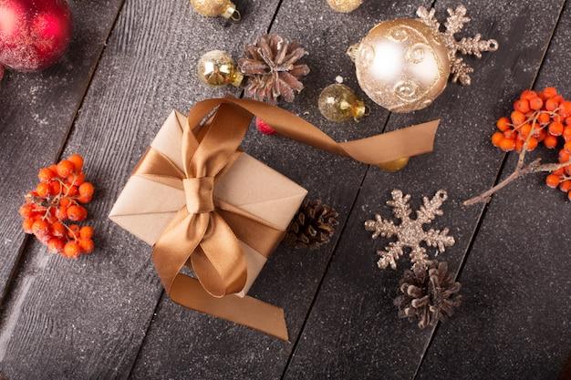 クリスマスの静物