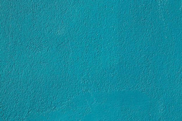 Синяя окрашенная бетонная стена. абстрактная текстура для дизайна