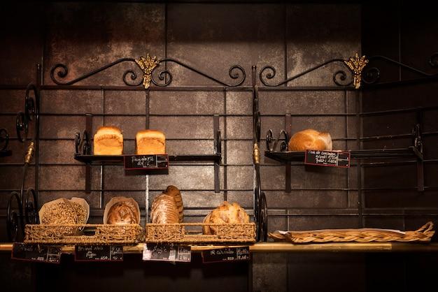 Хлеб на продажу