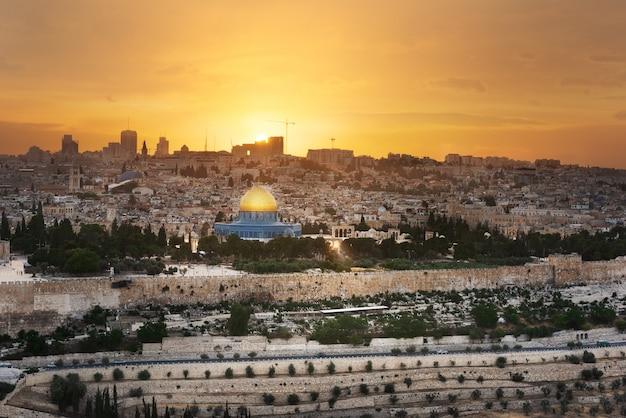 エルサレムの街