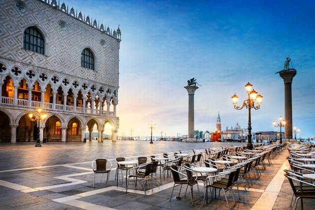 Площадь святого марка венеция