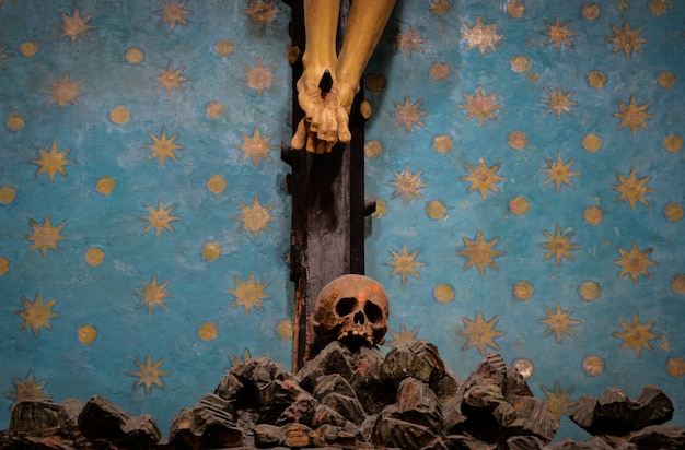 十字架上のイエス・キリスト