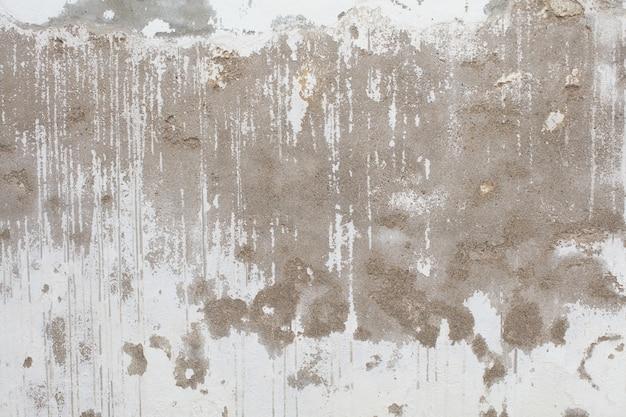グランジセメント壁のテクスチャや背景