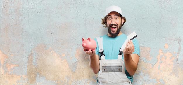 貯金とプロの画家