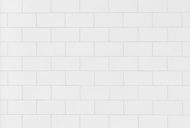 ビンテージタイル張りの壁の質感