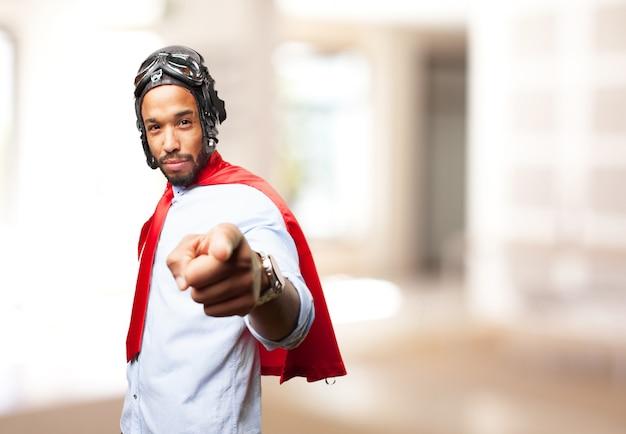 Черный человек герой злое выражение