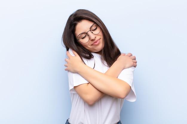 Чувствовать себя влюбленным, улыбаться, обниматься и обниматься, оставаться одиноким, быть эгоистичным и эгоцентричным