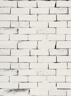 レンガの壁に...