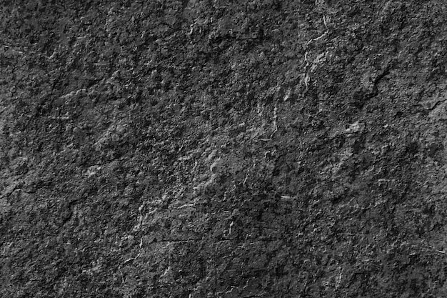 黒の石灰岩の岩のテクスチャ