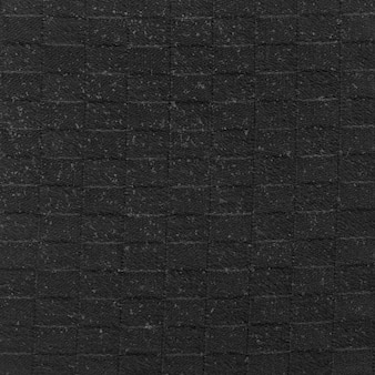 Черная стена гипса