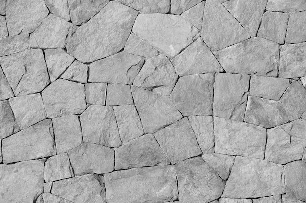 Серый цветной каменный пол