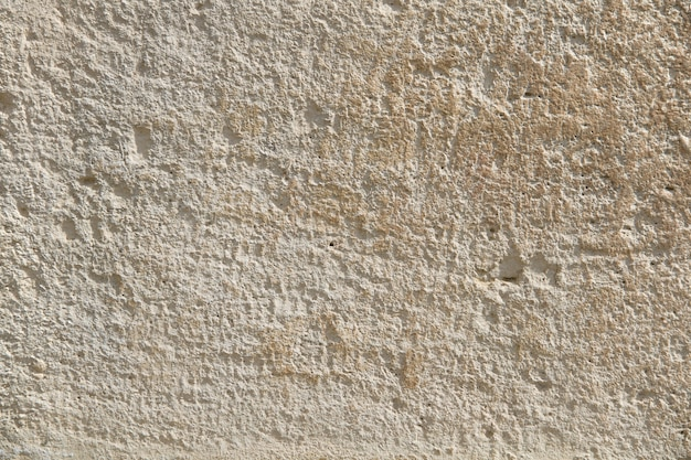 すべての表面上に隙間を有する石の壁