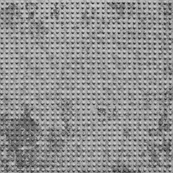 メタリック点線の表面