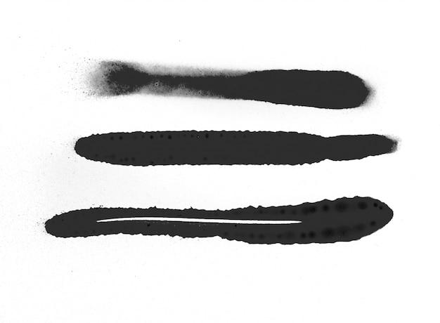Творческий брызнула жидкость знак абстрактный