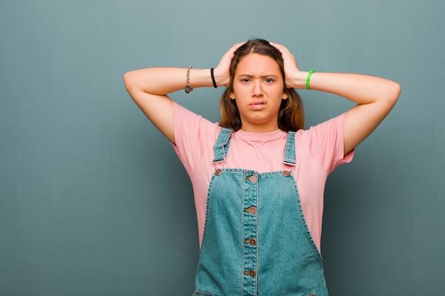Чувство разочарования и раздражения, усталость от усталости, усталость от скучных, скучных заданий