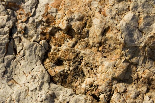 荒い石の質感