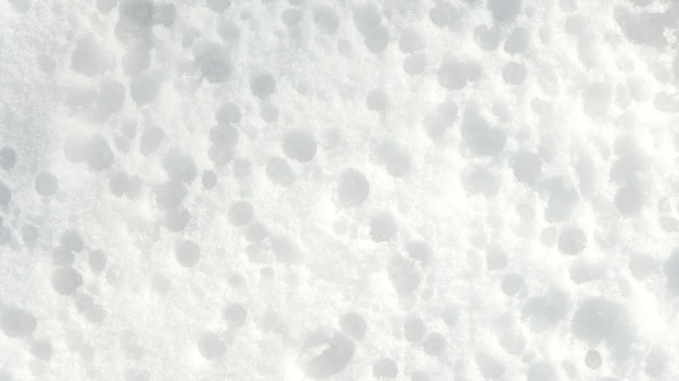 Зимняя текстура, снег фон. узоры на снегу