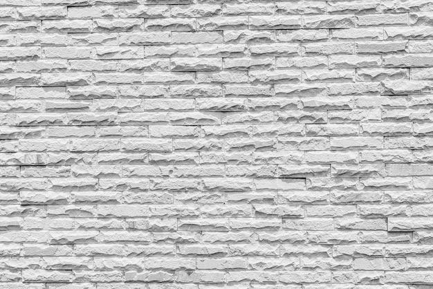 灰色のレンガの壁の背景