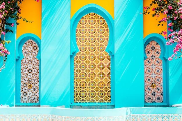 モロッコのアーキテクチャ