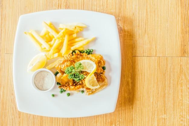 フィッシュアンドチップスの魚