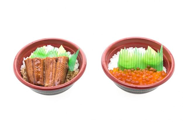 Жареный рис вкусный морепродуктов дон